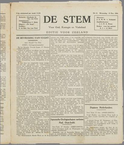 de Stem 1944-12-13