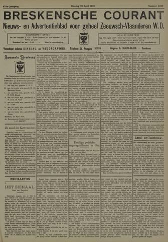 Breskensche Courant 1938-04-26