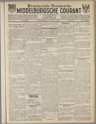 Middelburgsche Courant 1930-06-25