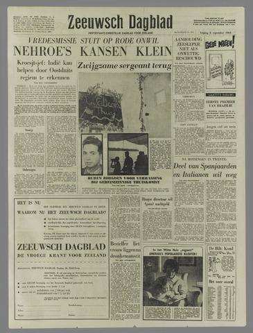 Zeeuwsch Dagblad 1961-09-08