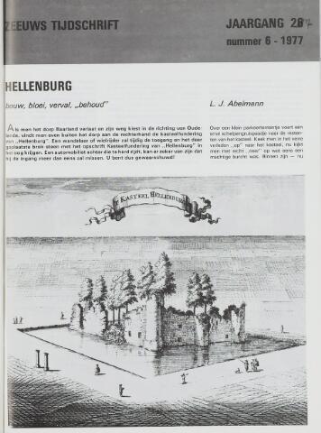 Zeeuws Tijdschrift 1977-11-01