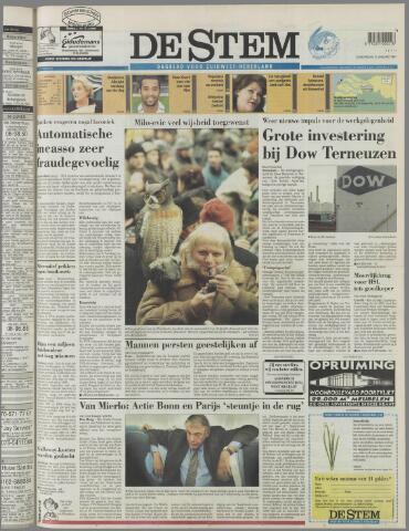 de Stem 1997-01-23