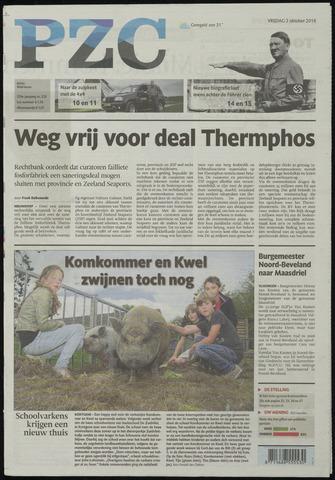 Provinciale Zeeuwse Courant 2014-10-03