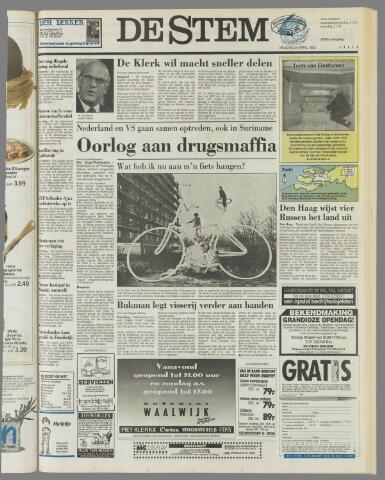 de Stem 1992-04-24