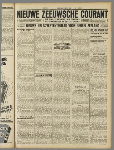 Nieuwe Zeeuwsche Courant 1930-04-10