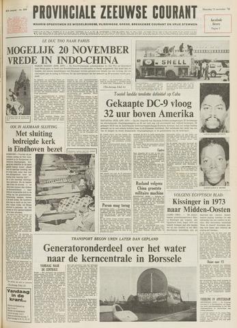 Provinciale Zeeuwse Courant 1972-11-13