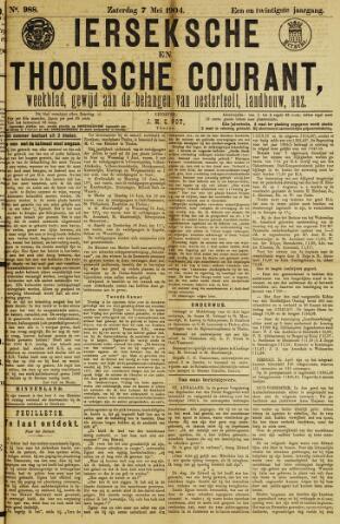 Ierseksche en Thoolsche Courant 1904-05-07