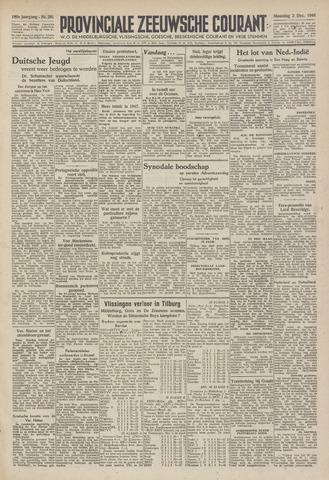 Provinciale Zeeuwse Courant 1946-12-02