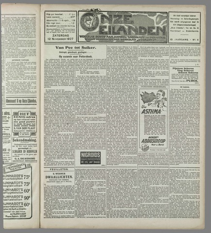 Onze Eilanden 1927-11-12