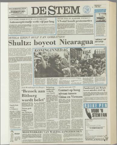 de Stem 1985-05-01