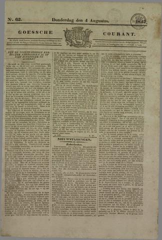 Goessche Courant 1842-08-04
