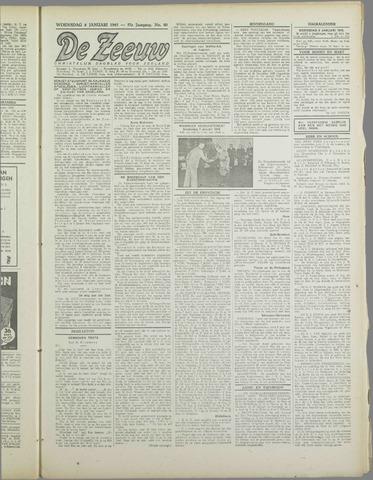 De Zeeuw. Christelijk-historisch nieuwsblad voor Zeeland 1943-01-06