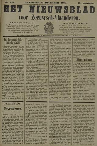 Nieuwsblad voor Zeeuwsch-Vlaanderen 1900-12-15