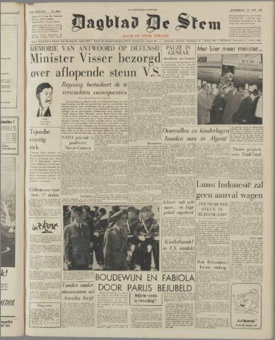 de Stem 1961-05-25