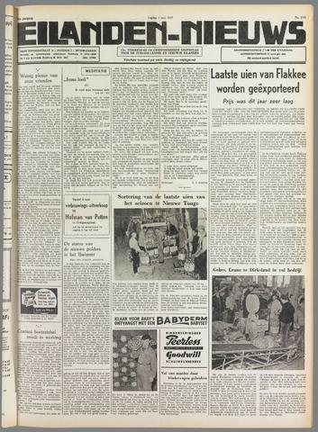 Eilanden-nieuws. Christelijk streekblad op gereformeerde grondslag 1959-05-01