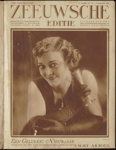 Ons Zeeland / Zeeuwsche editie 1930