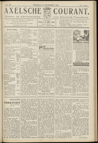 Axelsche Courant 1939-12-15
