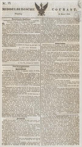 Middelburgsche Courant 1834-03-18