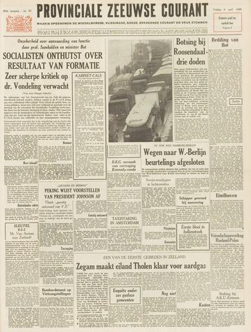 Provinciale Zeeuwse Courant 1965-04-09
