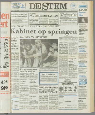 de Stem 1982-03-05