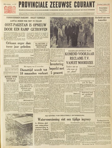 Provinciale Zeeuwse Courant 1963-10-09
