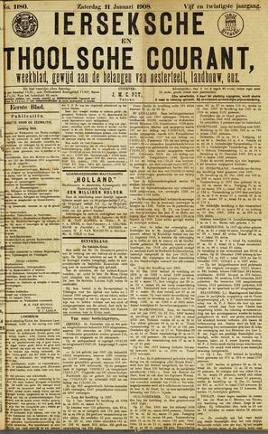 Ierseksche en Thoolsche Courant 1908-01-11
