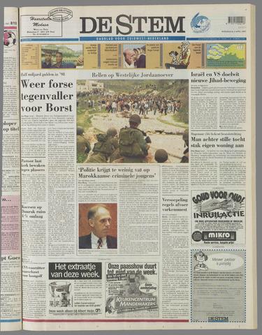 de Stem 1997-04-02