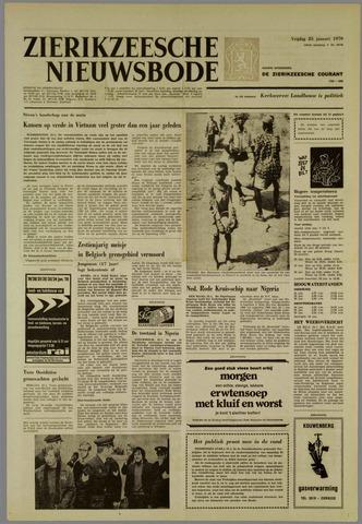 Zierikzeesche Nieuwsbode 1970-01-23