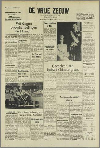 de Vrije Zeeuw 1967-09-11