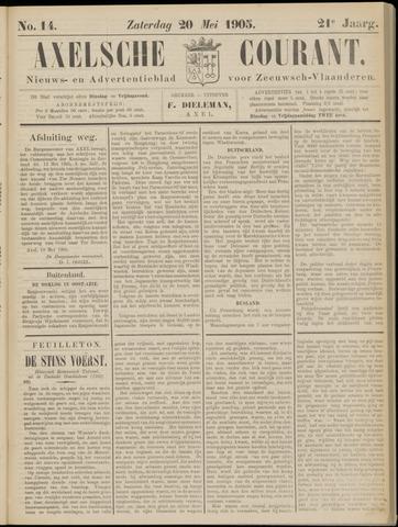 Axelsche Courant 1905-05-20