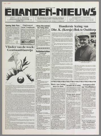 Eilanden-nieuws. Christelijk streekblad op gereformeerde grondslag 1989-07-25