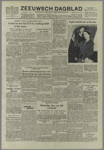Zeeuwsch Dagblad 1953-11-25