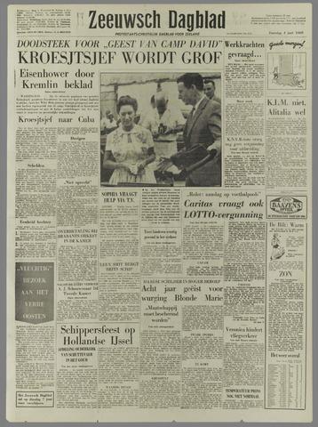 Zeeuwsch Dagblad 1960-06-04