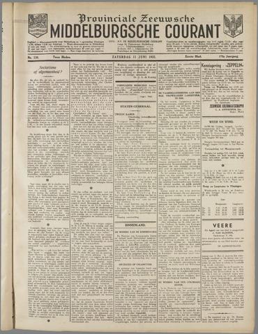 Middelburgsche Courant 1932-06-11