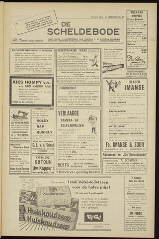 Scheldebode 1955-04-29