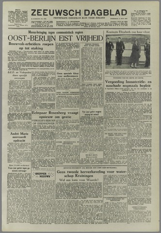 Zeeuwsch Dagblad 1953-06-17