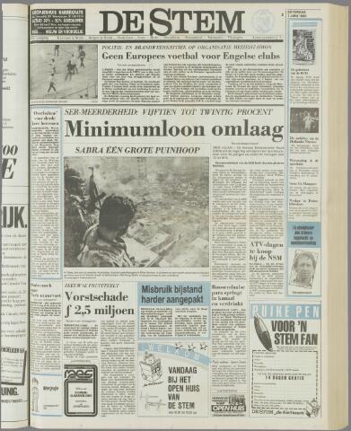 de Stem 1985-06-01