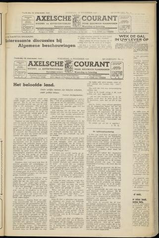 Axelsche Courant 1950-11-15