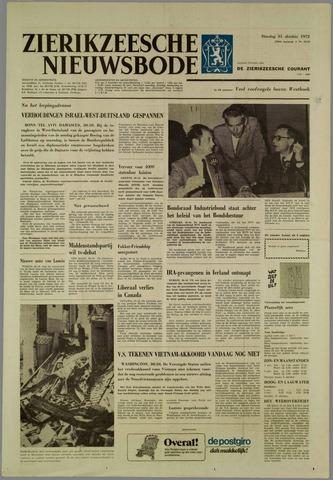 Zierikzeesche Nieuwsbode 1972-10-31