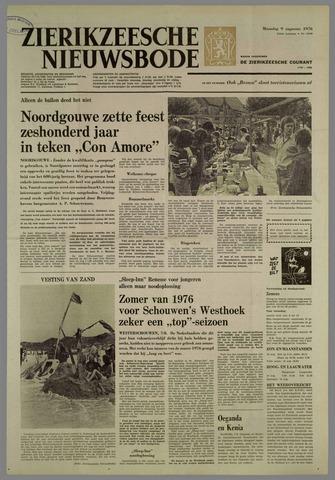 Zierikzeesche Nieuwsbode 1976-08-09