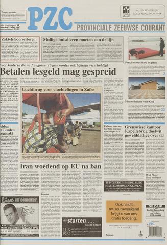 Provinciale Zeeuwse Courant 1997-04-12
