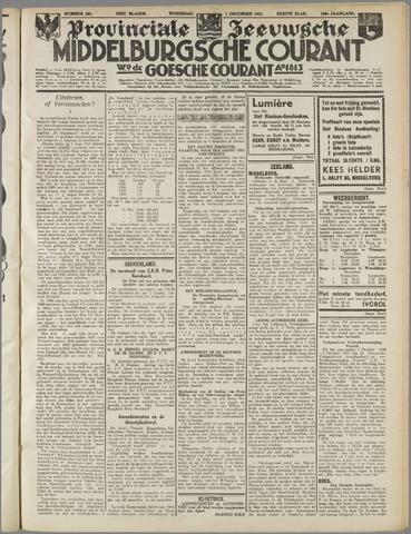 Middelburgsche Courant 1937-12-01