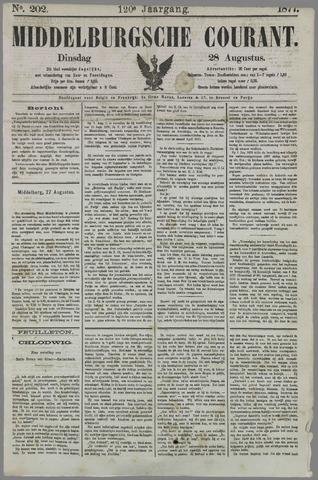 Middelburgsche Courant 1877-08-28
