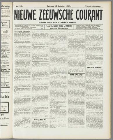 Nieuwe Zeeuwsche Courant 1906-10-27