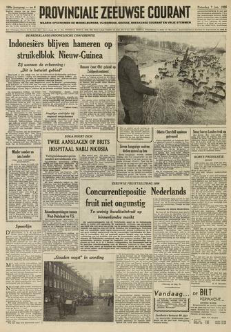 Provinciale Zeeuwse Courant 1956-01-07