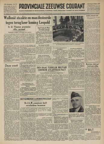 Provinciale Zeeuwse Courant 1950-03-25