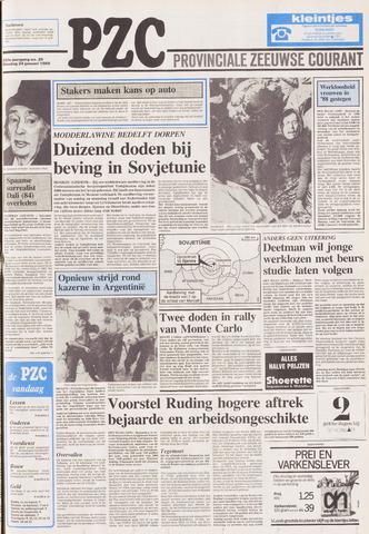 Provinciale Zeeuwse Courant 1989-01-24