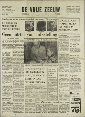 de Vrije Zeeuw 1971-02-11