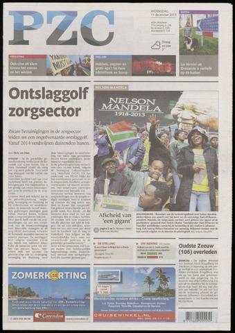 Provinciale Zeeuwse Courant 2013-12-11