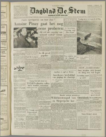 de Stem 1955-02-07